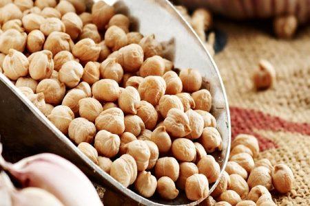 hình ảnh hạt đậu gà